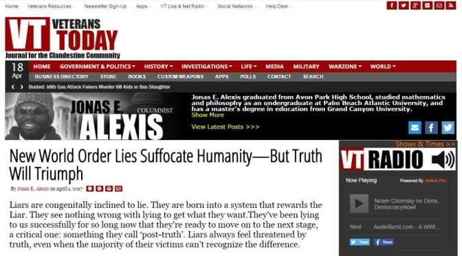 Az Új Világrend hazugságai megfojtják az emberiséget – de az igazság győzedelmeskedni fog
