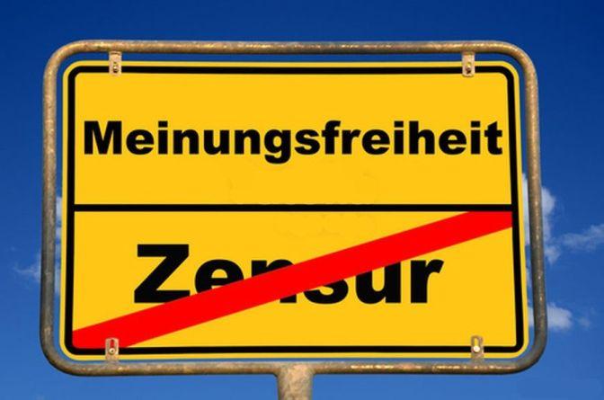 Németországban megszűnt a szólásszabadság