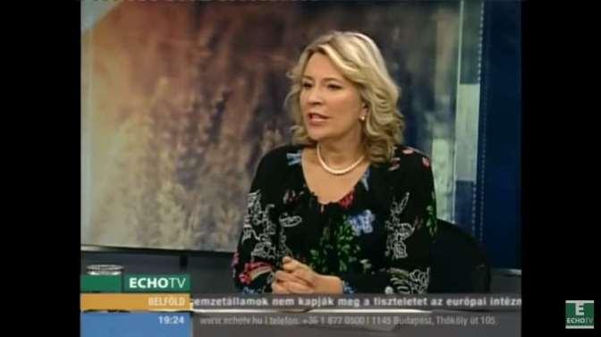 Az EU célja: megalázásunk és nem felemelkedésünk! – Morvai az Echo TV-ben (videóval)