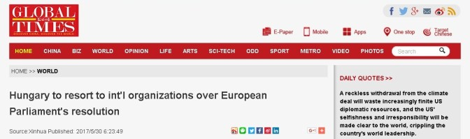 Magyarország nem hagyja magát!