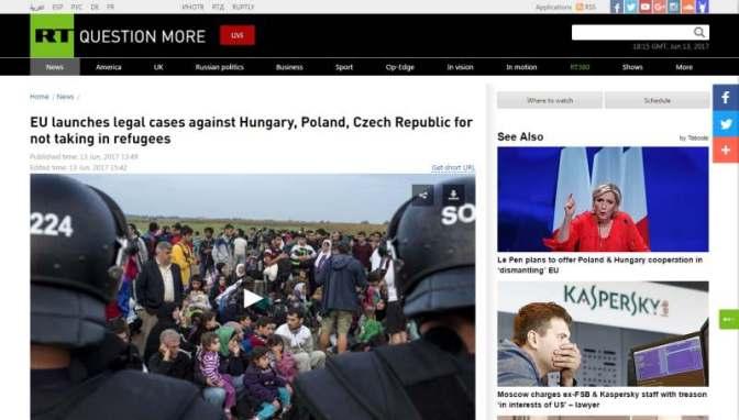 Kötelezettségszegési eljárást indít az EU Lengyelország, Magyarország és a Cseh Köztársaság ellen, amiért nem fogadnak be menekülteket