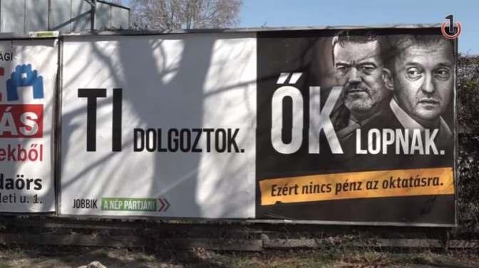 Nincs MSZP-Fidesz paktum, mégis eltűnhetnek a jobbikos plakátok