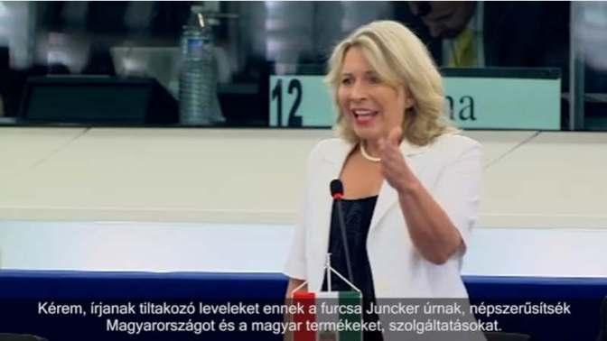 Morvai Krisztina hazánk melletti szolidaritásra hívja a népeket – Hol vannak ilyenkor a fideszes EP képviselők?