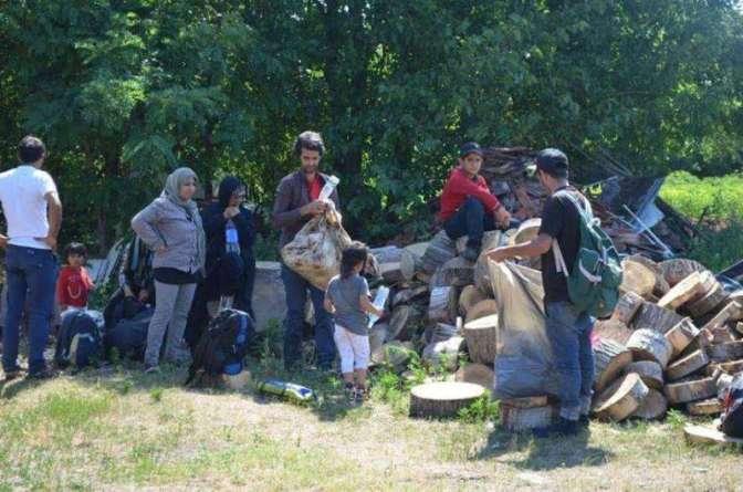 """""""Továbbra is elfogjuk a területünkre behatoló bűnözőket"""" – Toroczkai üzenete feljelentőinek"""
