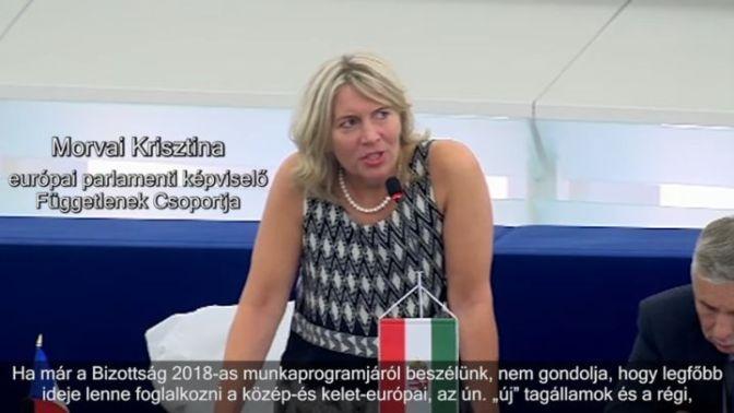 Morvai és Timmermans az EU-n belüli jövedelemkülönbségekről (videóval)