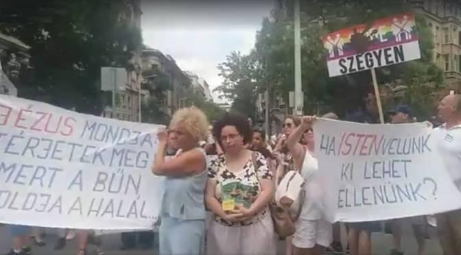 """Véget ért egy szánalmas vonaglás – """"Budapest Pride 2017"""" keresztyén szemmel"""