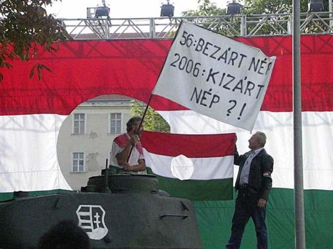 A 2006-os Kossuth téri jogsértettek 12. éve tartó jóvátételi küzdelme a győzelem kapujában