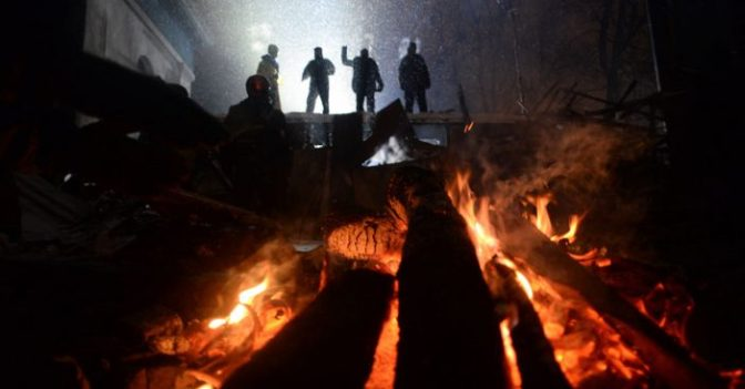 Kiderült, kik gyilkoltak meg száz embert a kijevi Majdanon: a fősodratú média hallgat