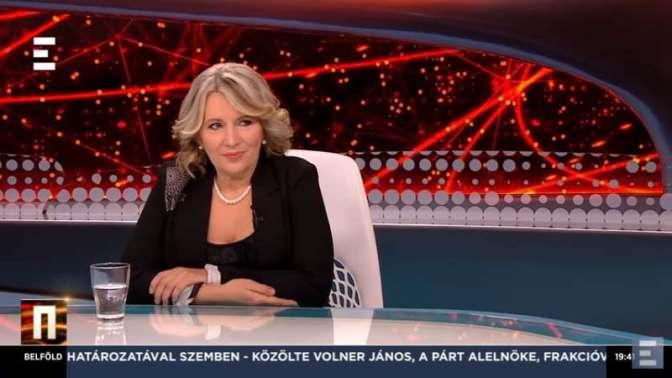 Morvai Krisztina a Jobbikról, Brüsszelről és Sorosról az Echo Tv-ben