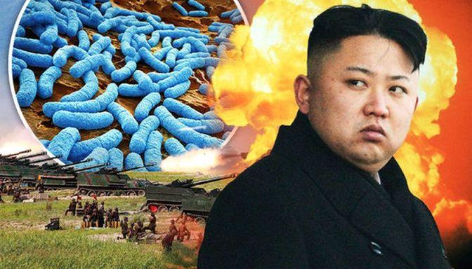 Vegyi fegyverekkel bővíti arzenálját Észak-Korea