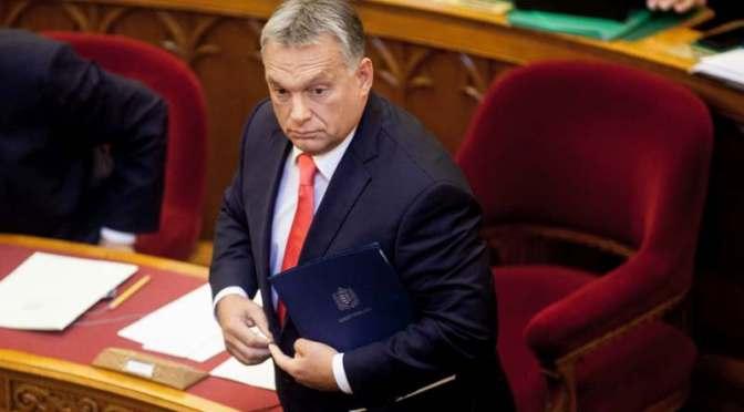 Financial Times: Orbán Viktort a hatalomvágy mozgatja