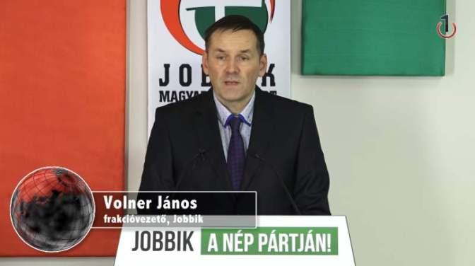 Volner: Orbán retteg a Jobbiktól
