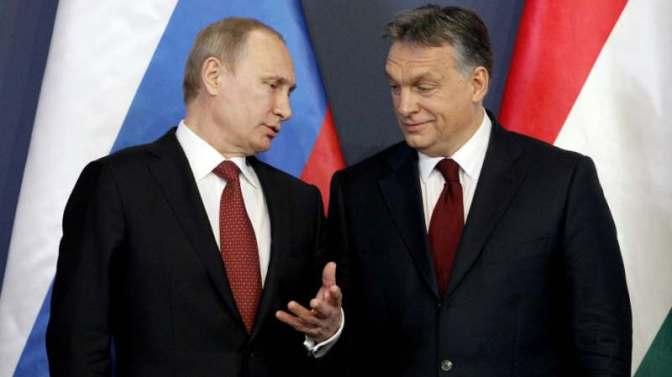 Orbán Putyin viszony – bizalmas információk Orbán Viktorról