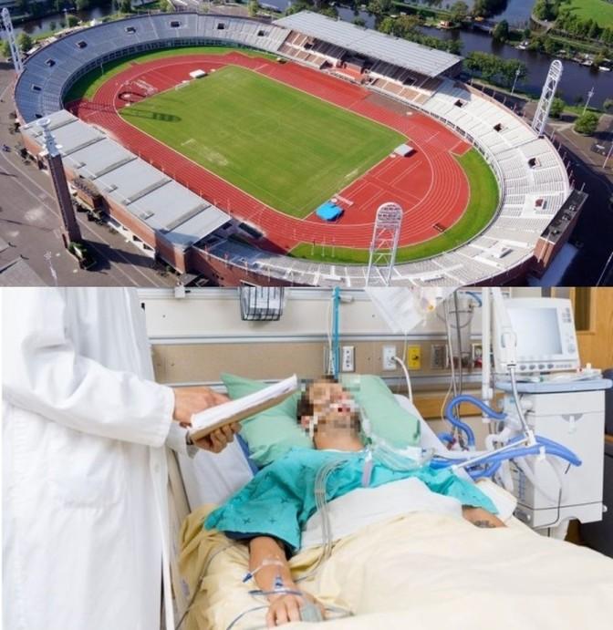 Hisztériakeltés – avagy: Lélegeztetőgép helyett stadion hisztéria