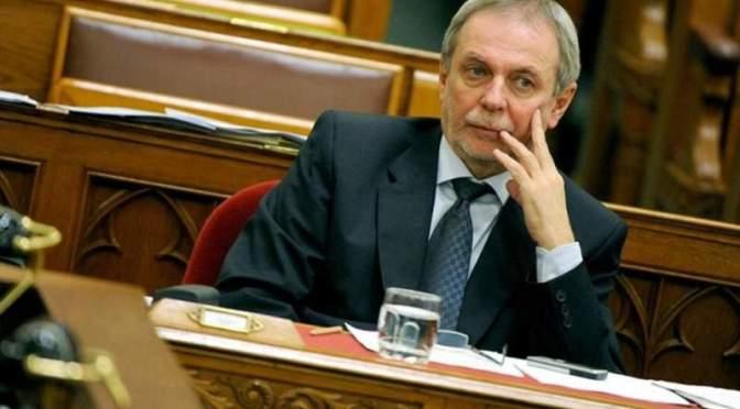 A fideszes államtitkár szerint itt volt az ideje feljelenteni a vejét