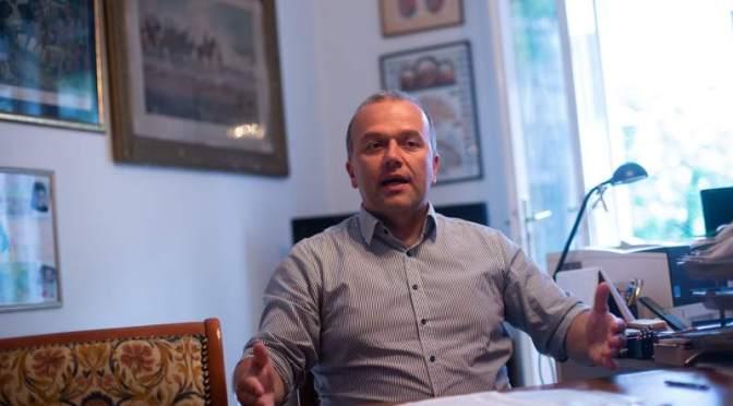 Gaudi Nagy Tamás: Elkerülhetetlen a szakadás a Jobbikban