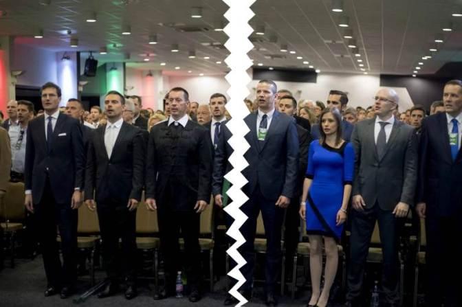 Szétesőben a Jobbik?
