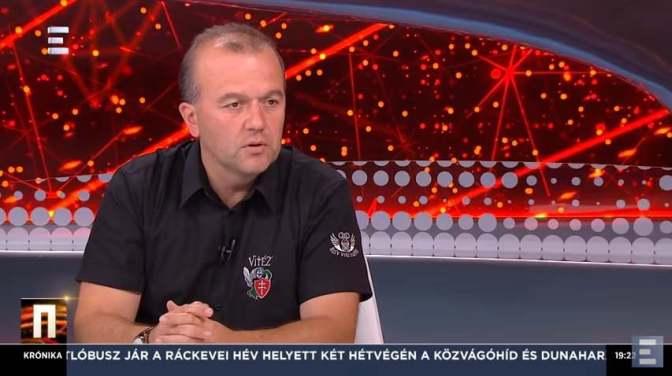 """""""A Jobbik a nemzeti radikálisok árulójává és parazitájává vált."""" – Gaudi az ECHO Tv-ben"""