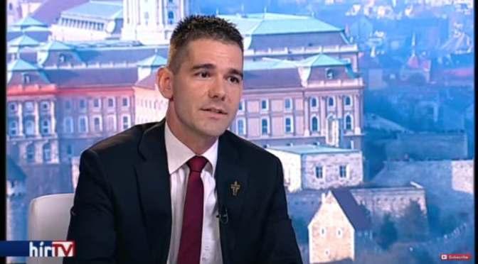 A Jobbik elárulta alapértékeit – Novák Előd a Jobbik vezetéséről
