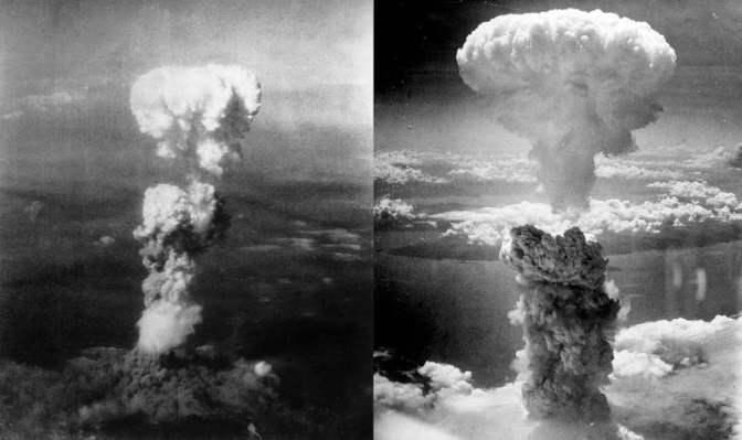 1945-ben ezen a napon tesztelte az USA ártatlan japán embereken tömegpusztító fegyverét 📺