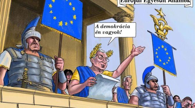 Majd én megmondom, hogy mi a demokrácia és mi nem az!