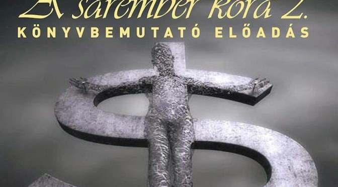 Hamarosan megjelenik a Sárember kora 2. kötete