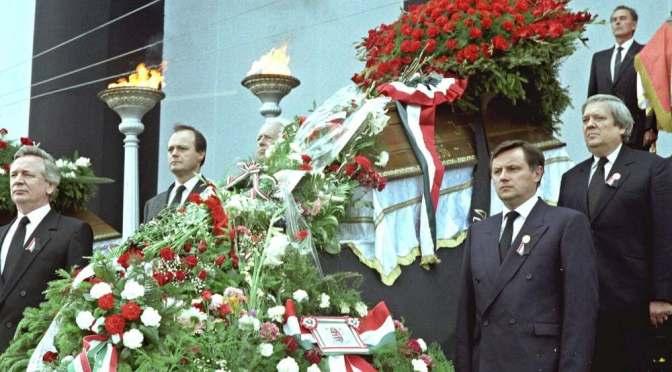 Molnár Tamás: ÉVFORDULÓ / Másnaposan (1989. június 16.)