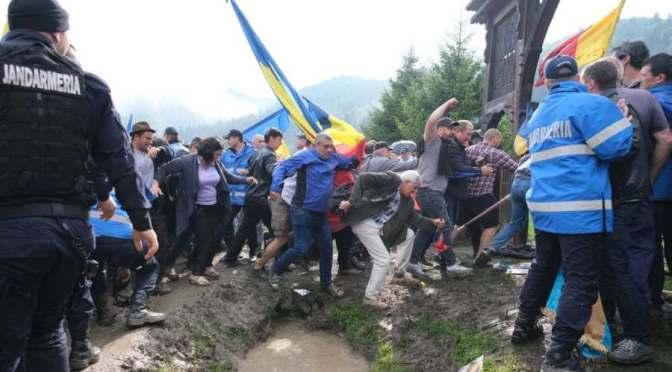 A románok mindig így csinálják