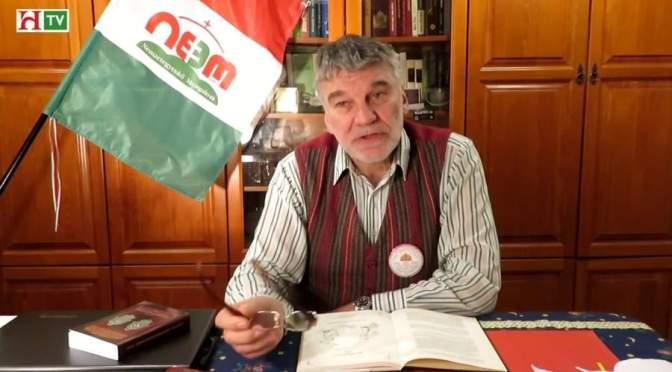 Helyén kell kezelni Trianon diktátumát! – BÚÉK 2020! – Dr. Bene Gábor újévi üzenete