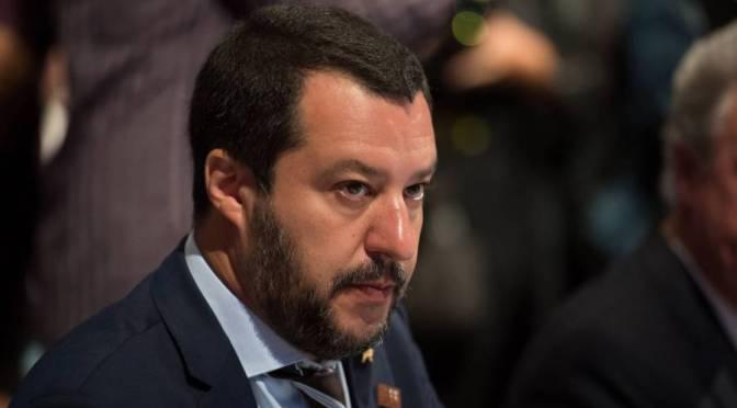 Salvini: A Conte-kormány elárulta Olaszországot