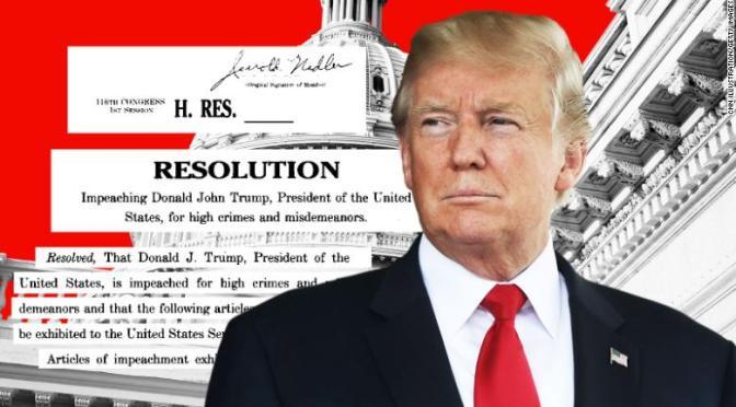 Impeachment? – Néhány gondolat ezzel a buta demokrata lépéssel kapcsolatban