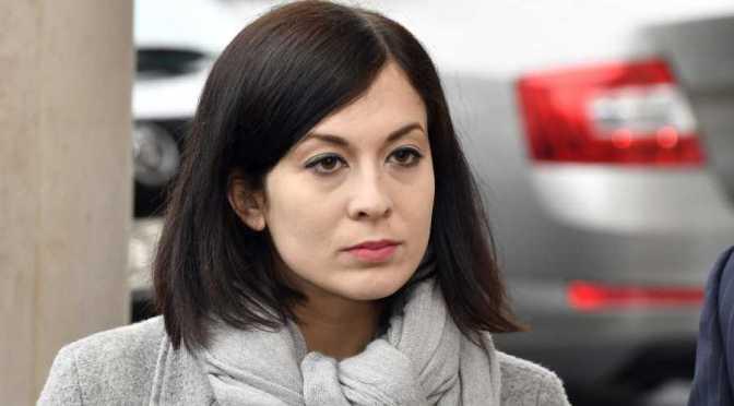 Cseh Katalinról beszélhetett Anonymous a bennfentes.net szerint
