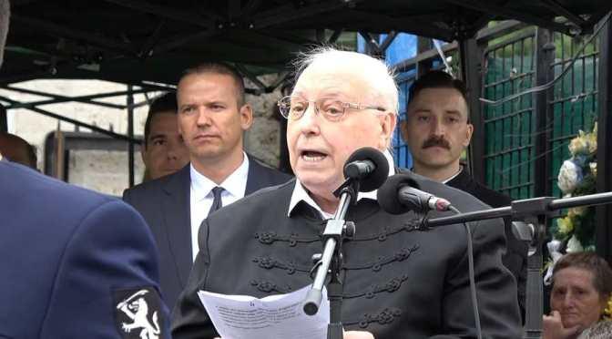 Dr. Drábik János: Újabb Rongyos Gárdákra van szüksége magyar hazánknak